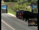 87 Euro Truck Simulator 2 Ольга Дальнобоищик Деревеньку нашла