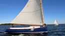 Arey's Pond 19' Catboat Caracal