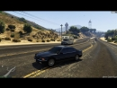 Grand Theft Auto V BMW Seris 7