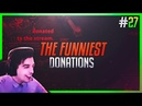 The Funniest Donations Ever Gross Gore