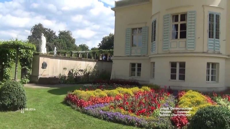 Schloss Charlottenhof - Sanssouci - Potsdam