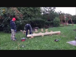Семья строит - Строим дом своими руками