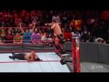 Roman Reigns, Seth Rollins _u0026 Jason Jordan vs. The B
