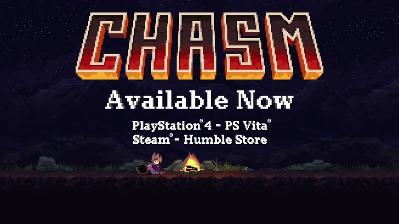 Chasm Launch Trailer