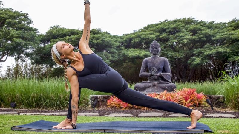 Boho Beautiful - Blissful Yoga Flow ♥ One Yoga Class To Rule Them All | Йога-тренировка