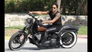 38 Photos of Celebrities and their Motorcycles 34 Will Surprise You