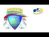 Open Women, 47 to 57 kg - European Classic Open, Jr &amp S-Jr Powerlifting Championships 2018