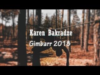 KB gimbarr 2018