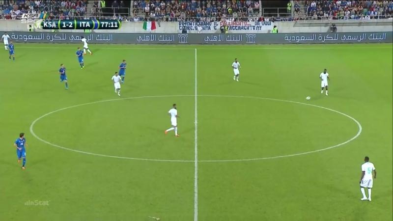 Саудовская Аравия в матче с Германией: 21 передача перед ударом » Freewka.com - Смотреть онлайн в хорощем качестве