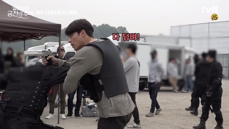 Eng sub cc Hyun Bin ♥︎ Park Shinhye ♥︎ Chanyeol Memories of the Alhambra BTS Making Ep 9 10