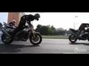 Gator Drive Nigel Glockler, Roger Adams Мото трюки Moto stunts