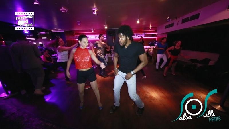 Terry SalsAlianza Iu Lia - social dancing @ Salsa OSulli