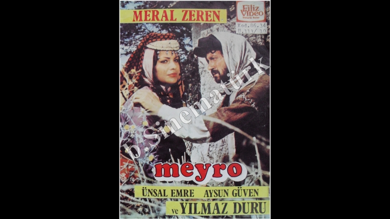 Meyro - Ünsal Emre _ Meral Zeren (1973 - 83 Dk)