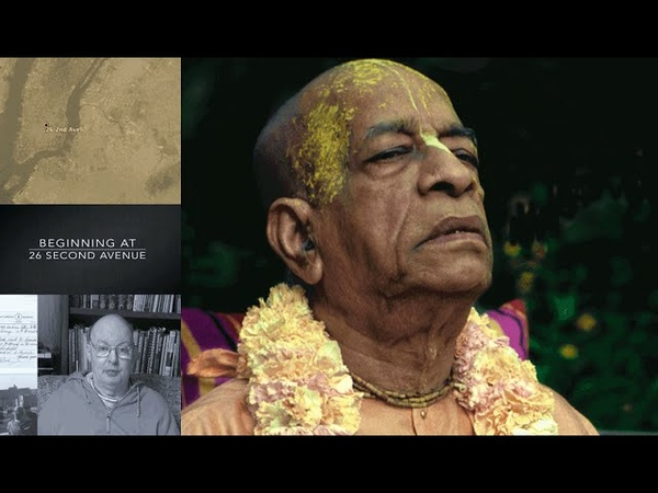 Фильм о Шриле Прабхупаде Начало на Второй Авеню (HD) (2016) Satsvarupa dasa Goswami