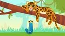 Английский Алфавит. Учим буквы и слова. Английская азбука для малышей. English Alphabet - Kids ABC