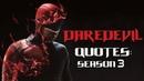Daredevil Quotes: Season 3