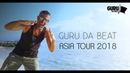 Guru Da Beat , Stan Sax , Jamie Loca, rocking and travel Asia.