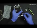 Замена дисплейного модуля iPhone 6s Как заменить дисплей на Айфон 6s инструкция