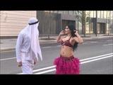 Девушка Танцует Красиво Арабскую Песню С Шейхом В Баку 2018 (Belly dance) Танец живота