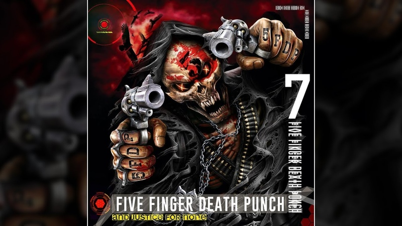Five Finger Death Punch And Justice for None Deluxe Full album Download