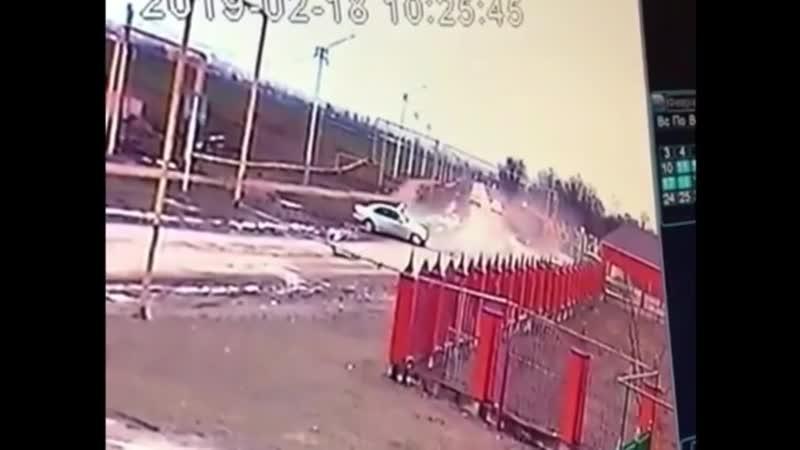 Смертельное ДТП в Чечне