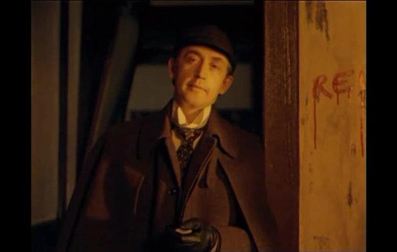 Видео к фильму «Шерлок Холмс и доктор Ватсон Кровавая надпись» (1979) Фрагмент