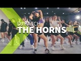 [Performance Ver.] Viva dance studio The Horns - DJ Katch / Jane Kim Choreography