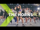 [Performance Ver.] Viva dance studio The Horns - DJ Katch  Jane Kim Choreography