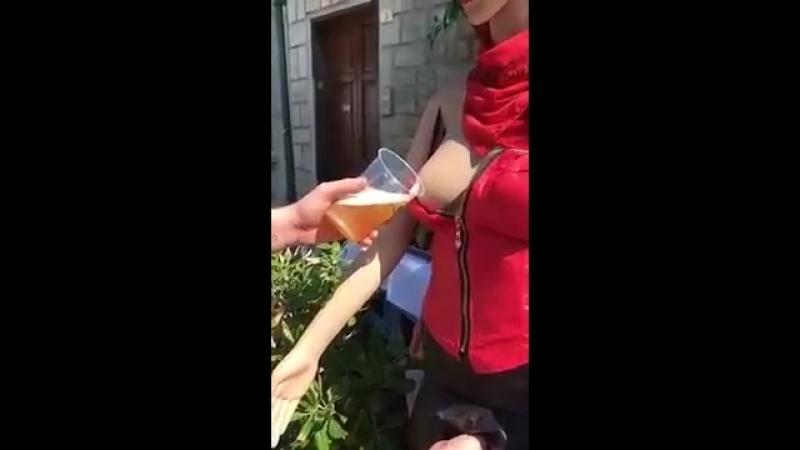 Sexy apparat dlja razliva piva