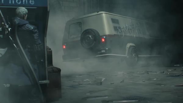 Devil May Cry 5 - Трейлер даты релиза - Gamescom 2018 / PlayGround.ru