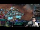 КАЖДЫЙ СОВЕРШАЛ ЭТУ ОШИБКУ В StarCraft 2 РОЗЫГРЫШ КОМАНДИРА Протосс vs Зерг Тренировка микро SC2