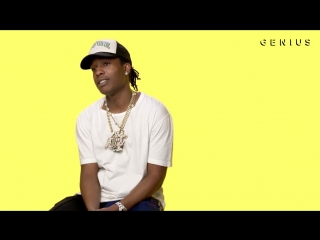 A$AP Rocky «Tony Tone» Official Lyrics and Meaning — Перевод