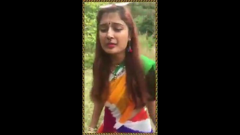 CHANT AND BE HAPPY SONG BY BHAVYATA BHOONDEROWA RADHA FROM MAURITIUS THE P