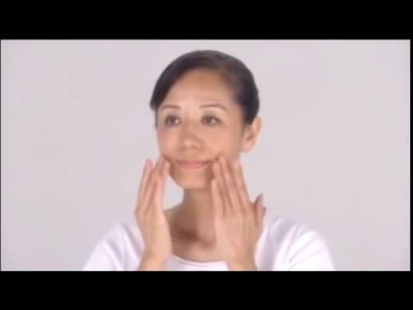 40 омолаживающий массаж лица