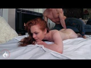 Ella hughes - sensual suite [all sex, hardcore, blowjob, redhead]