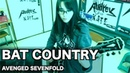 Avenged Sevenfold - Bat Country - cover