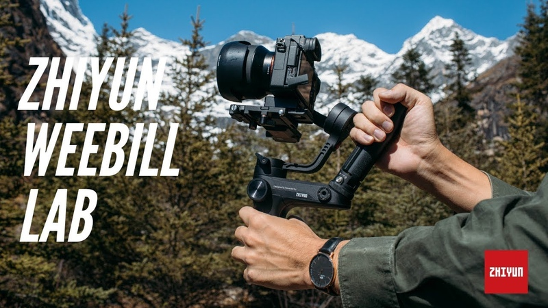 The Design And Art Of Zhiyun Weebill LAB Gimbal
