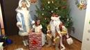 Дед Мороз и Снегурочка в гостях у Аиды – Подарок на Новый Год - Коляска для куклы Беби Бон