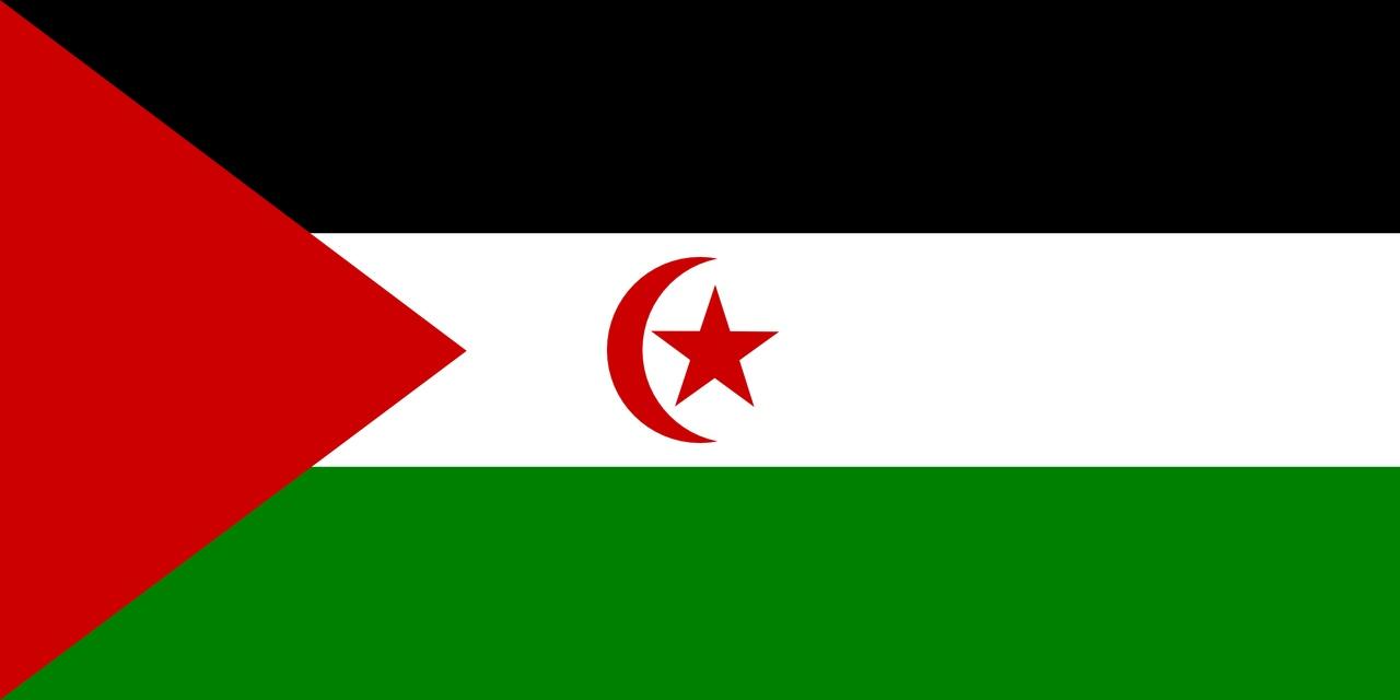Флаг Западная Сахара