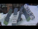 RIDE SNOWBOARDS - REFLECTIONS