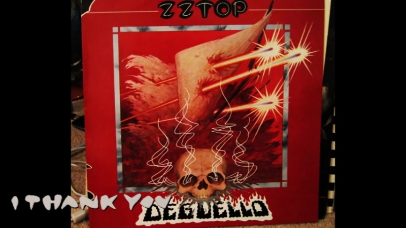ZZ top - I Thank You by