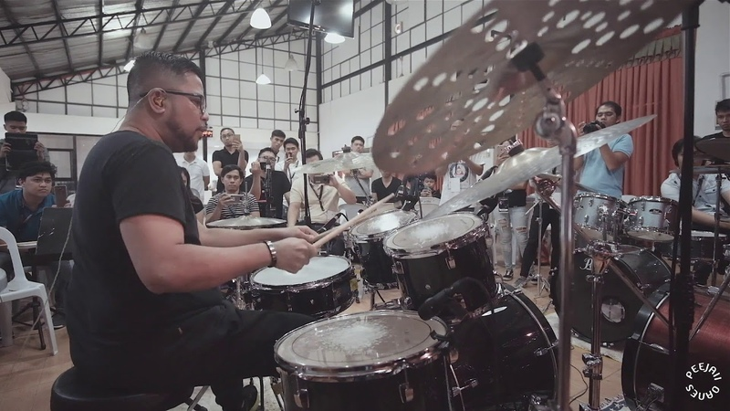Rosanna by Toto | Drum Performance by Michael Alba | MADP 2018