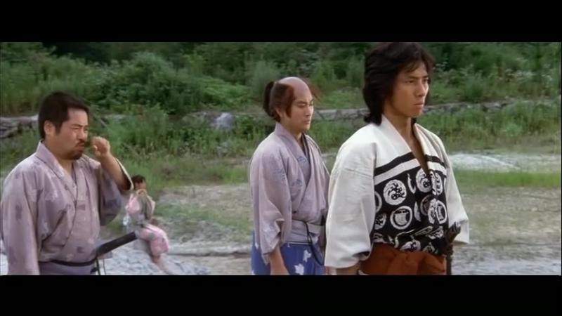 Ниндзя сегуна (1980) Отрывок из фильма