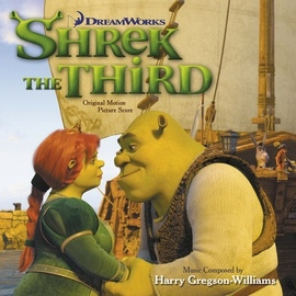 Harry Gregson-Williams альбом Shrek The Third