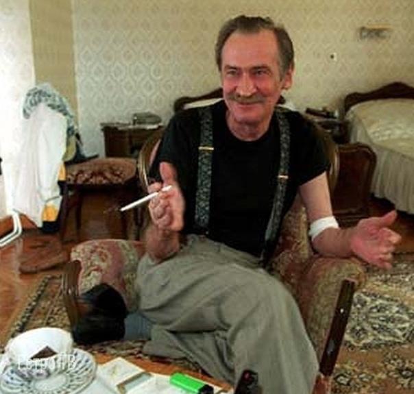 Леонид Филатов, 2001 год. В каком фильме он вам запомнился больше