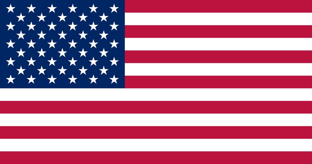 Флаг Малые Тихоокеанские отдаленные острова Соединенных Штатов