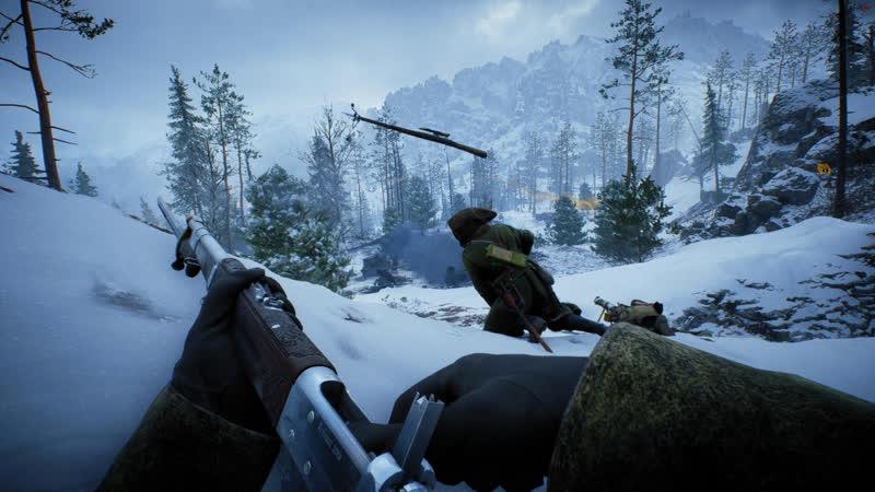 Battlefield 1 Unreleased Trailer E2 2014