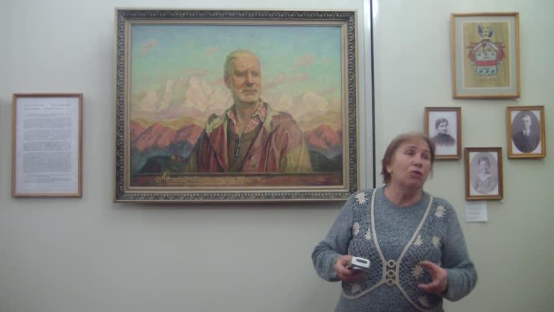 Открытие выставки Левенштейн часть 3