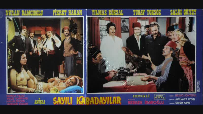 Sayılı Kabadayılar - Fikret Hakan Yılmaz Köksal (1974 - 83