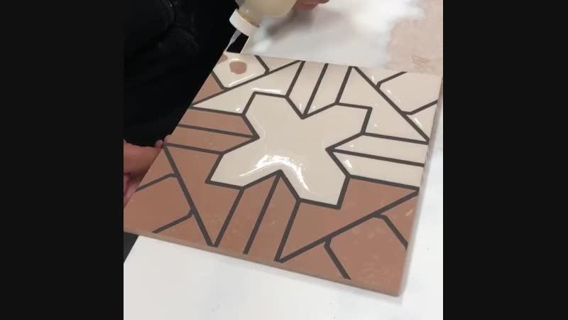 Процесс создания керамической плитки — Fireclay Tile